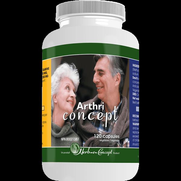 Arthri Concept supplement