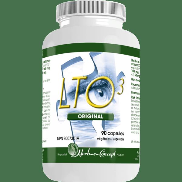 LTO3 original supplement